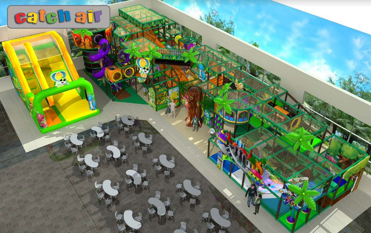 Catch Air Snellville to remodel