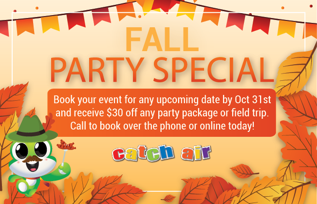 Fall Party Special