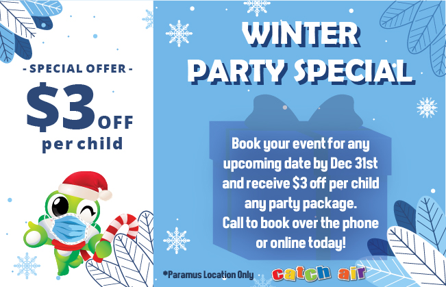 Winter Party Special at Paramus